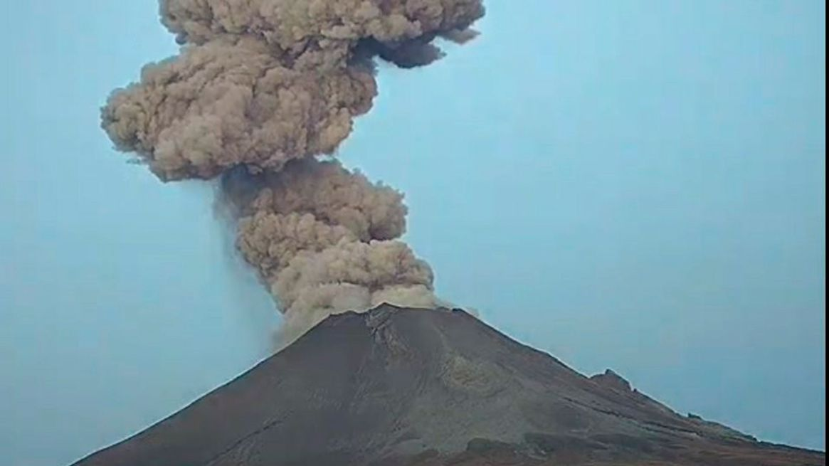 El Cinturón Volcánico va desde el Popocatépetl, ubicado en Puebla, hasta el Paricutín, situado en el estado de Michoacán