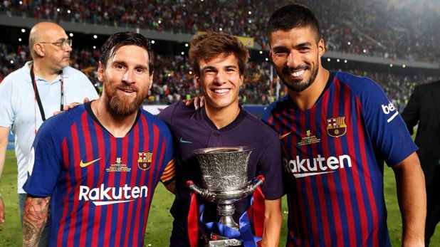 Riqui Puig se mostró reacio a abandonar en Barcelona en reiteradas oportunidades