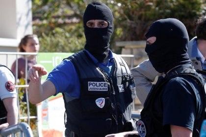 El atacante, de 36 años, llegó a Francia ilegalmente en 2009 (REUTERS/Gonzalo Fuentes)