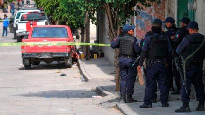 Puruándiro, ubicado en la región del Bajío de Michoacán, fue el escenario donde los agentes llevaban a cabo un recorrido de vigilancia por la carretera que conduce a la cabecera municipal de Sixto Veduzco (Foto: EFE/Str)