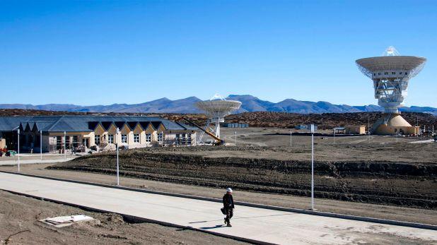 La Estación Espacial China en Neuquén, Argentina, no permite la participación de personal argentino. La entrada está restringida y sólo trabaja allí personal chino y militar