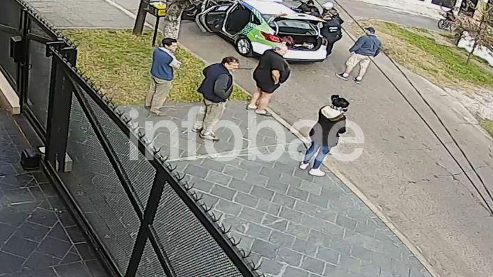 asesinato crimen robo repartidor adrogue