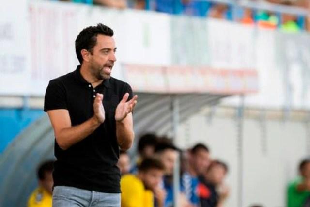 Xavi Hernández acaba contrato el 30/6/21 y tiene una propuesta de renovación sobre la mesa (Efe)
