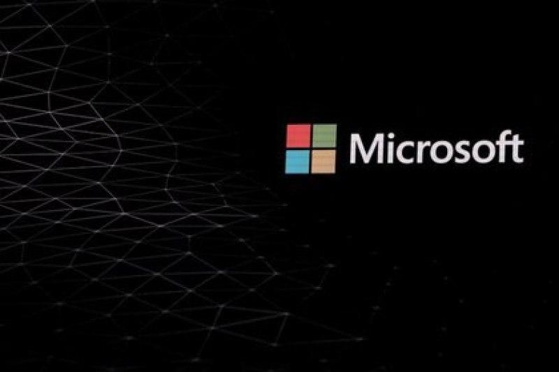 Foto de archivo ilustrativa del logo de Microsoft. Foto: REUTERS/Sergio Perez