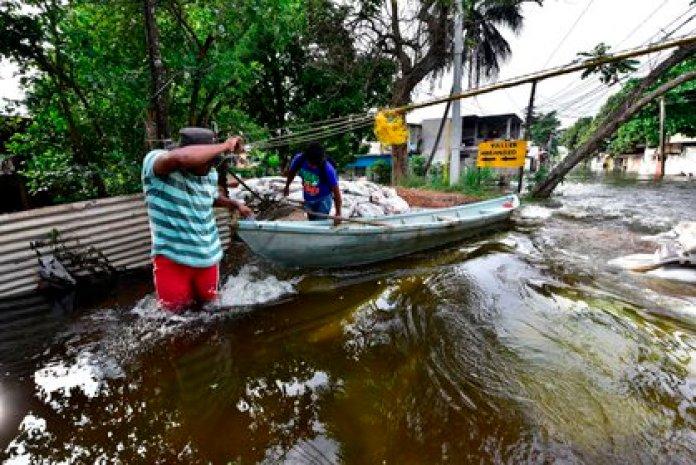 Las fuertes lluvias podrían provocar inundaciones en el suroeste de México (Foto:Jaime Ávalos/EFE)