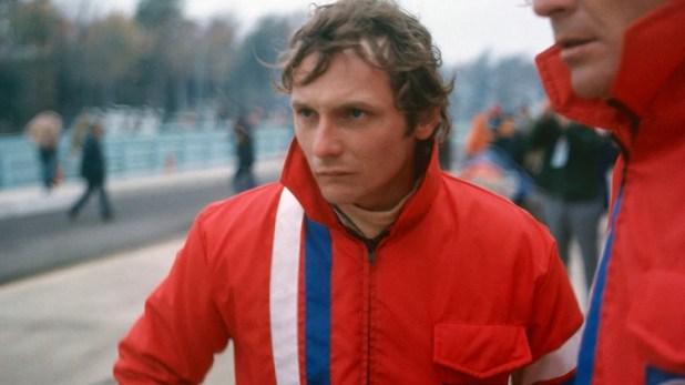 Lauda, antes del accidente. Un ingeniero del volante (Foto: The Grosby Group)