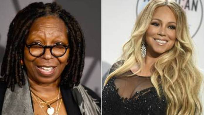 After criticizing Bella Throne by drawn pictures naked, Whoopi Goldberg returned to unleash controversy (Photo: AP)