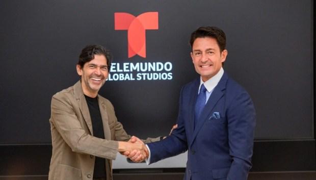 Colunga agradeció a Telemundo por apreciar su trayectoria (Foto: Cortesía)