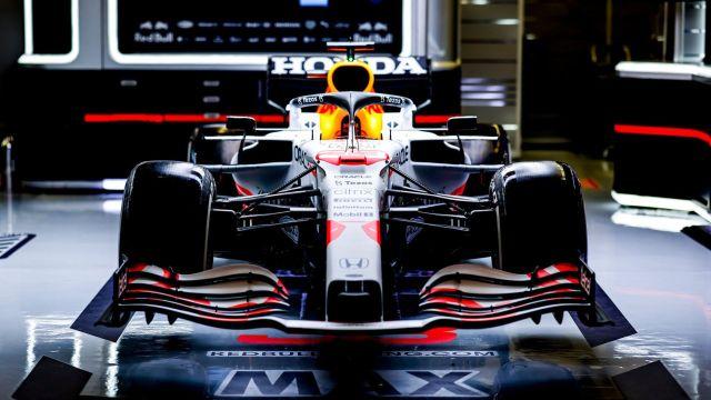 Nuevo diseño de Red Bull para el Gran Premio de Turquía