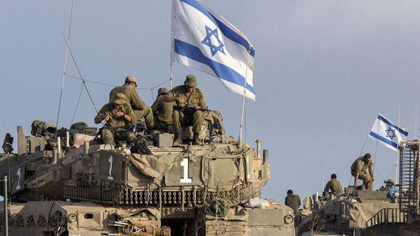 Tanques del ejército israelí(AFP)