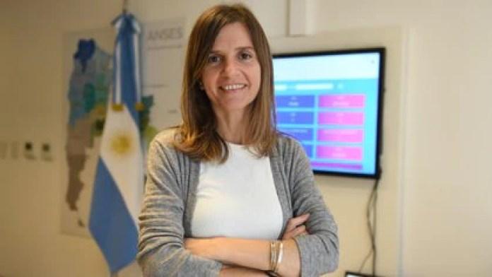 María Fernanda Raverta, directora de Anses (Maximiliano Luna)