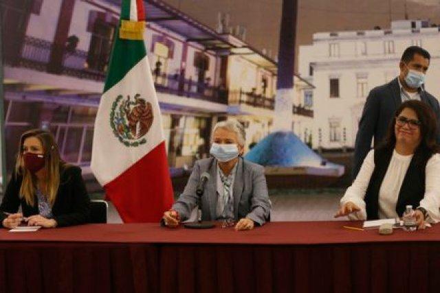 No estuvo a discusión liberar las instalaciones de la CNDH (Foto: EFE/Shenka Gutiérrez)