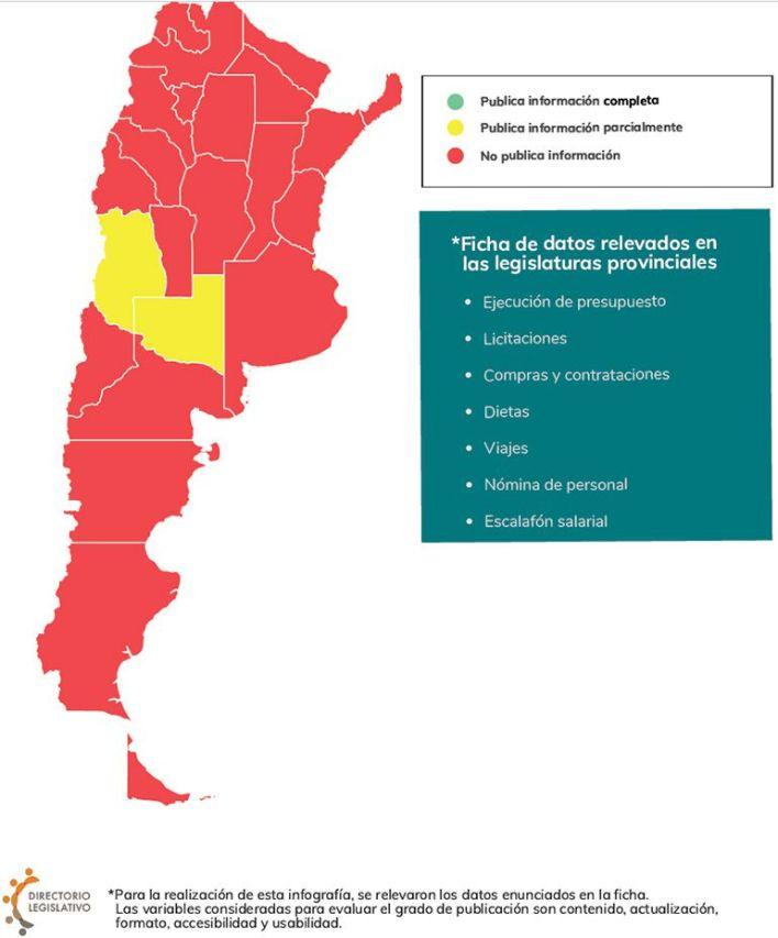 Legislaturas provinciales