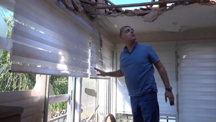 A primera hora de la mañana se reanudó el lanzamiento de proyectiles hacia Israel y los bombardeos en Gaza