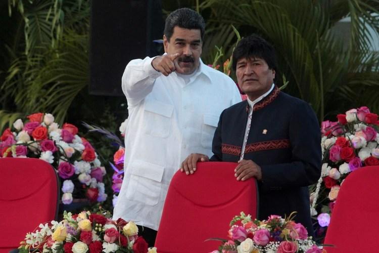 Maduro fue invitado a la asunción de Alberto Fernández. ¿Vendrá?