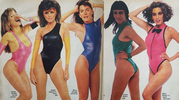 Las bombas sexies de los 80