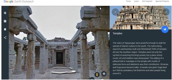 Google Earth sirve para crear contenido interactivo para el aula.