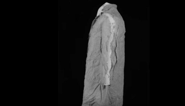 Una de las prendas emblemáticas del día de la emboscada es el saco que llevaba puesto Villa (Foto: YouTube/INAH)