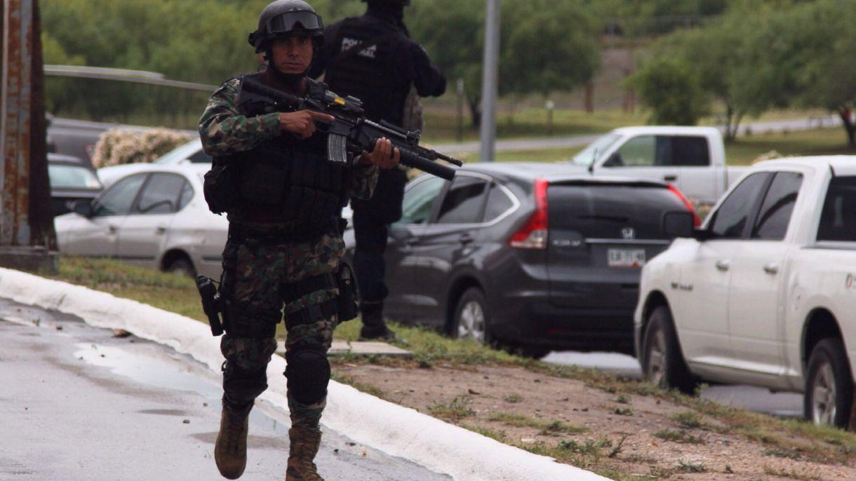 La militarización de Tamaulipas desde 2006 sólo agravó la situación de la entidad (Foto: Cuartoscuro)