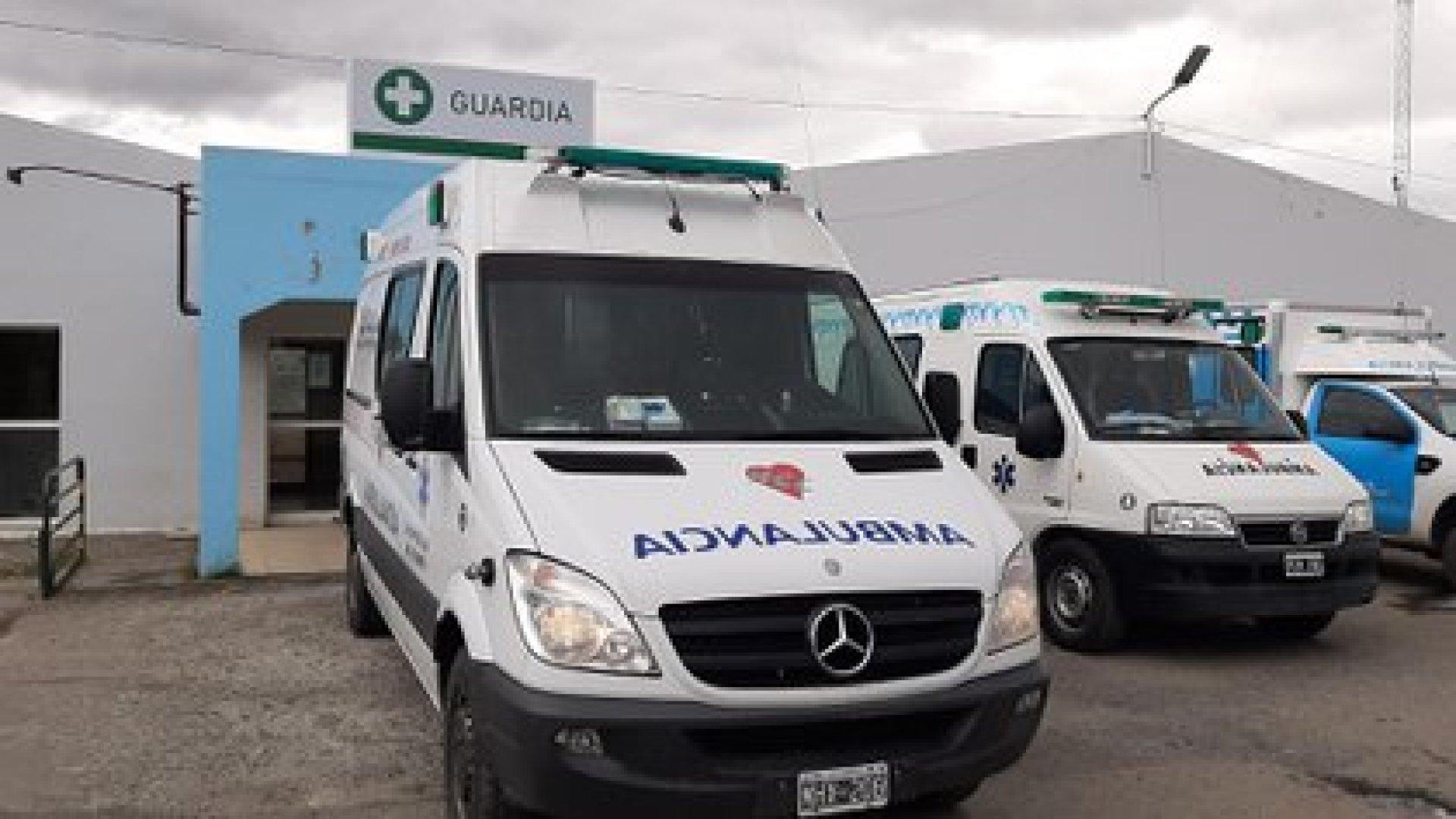 El Hospital Dr. Sánchez de Río Turbio tiene solo nueve respiradores y nueve camas de terapia intensiva