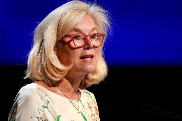 Sigrid Kaag habla en la Cumbre Mundial de Emprendimiento 2019 (GES 2019) en La Haya, Países Bajos, 4 de junio de 2019. REUTERS / Piroschka van de Wouw / Foto de archivo