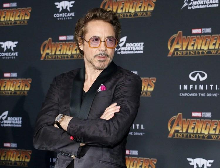 Robert Downey Jr (Shutterstock)