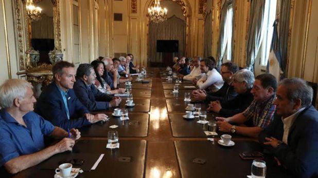 Alberto Fernández dijo que no esperará a la ley para crear el Consejo Económico y Social