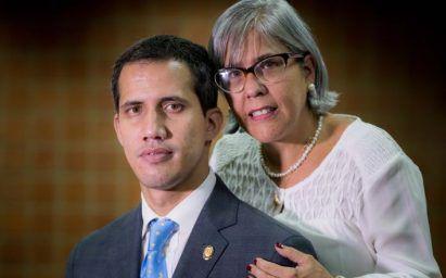 Norka Máquez, madre de Juan Guaidó