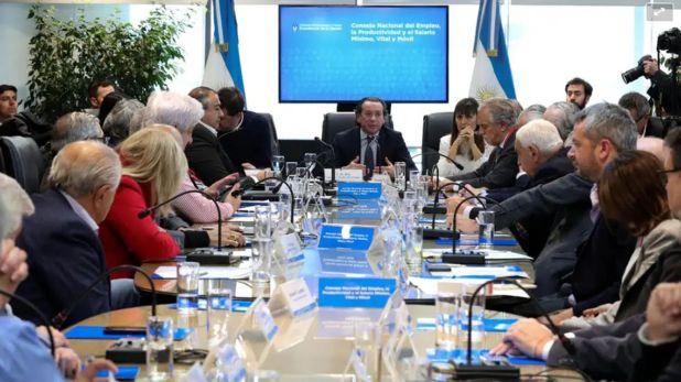 La última reunión del Consejo del Salario fue en agosto de 2019
