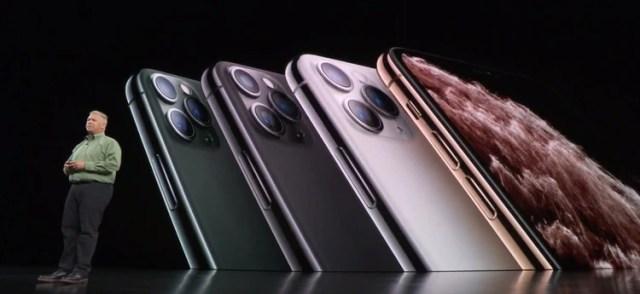 El iPhone 11 Pro tiene pantalla Oled Super Retina