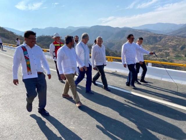 El pasado fin de semana, López Obrador visitó Oaxaca (Foto: lopezobrador)