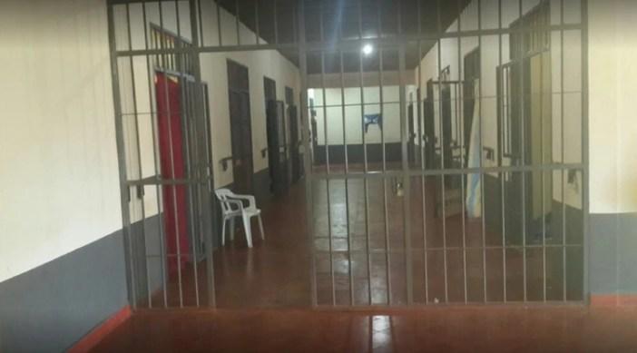 Penitenciaría de Juan Pedro Caballero