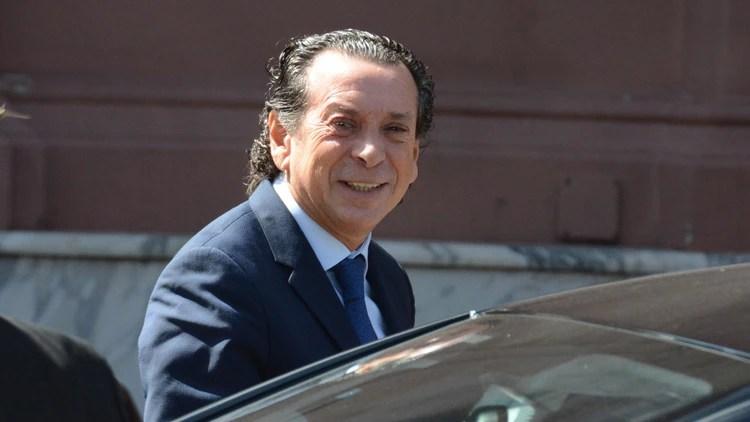 Dante Sica, ministro de Producción y Trabajo (Franco Fafasuli)