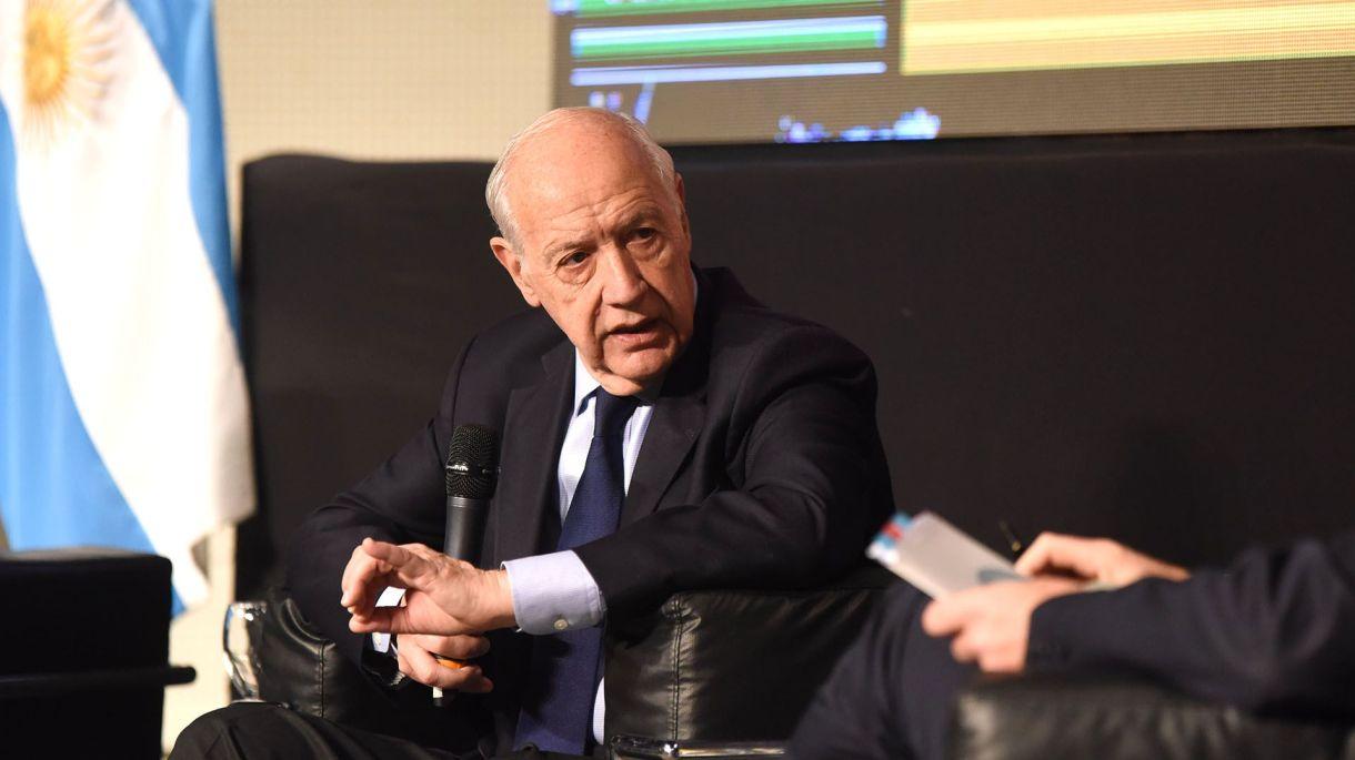 El ex ministro de Economía apuntó contra Nicolás Dujovne (foto Franco Fafasuli)