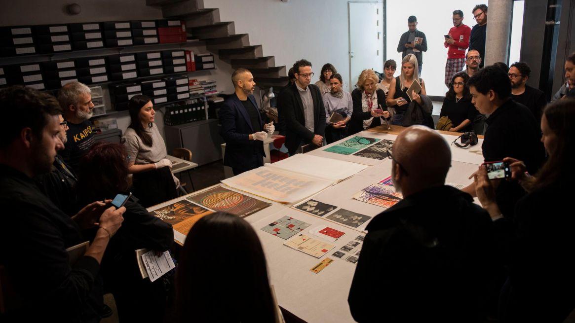 Durante el recorrido se podrá descubrir la importancia de las piezas y documentos que componen nuestra cultura material (Adrián Escandar)