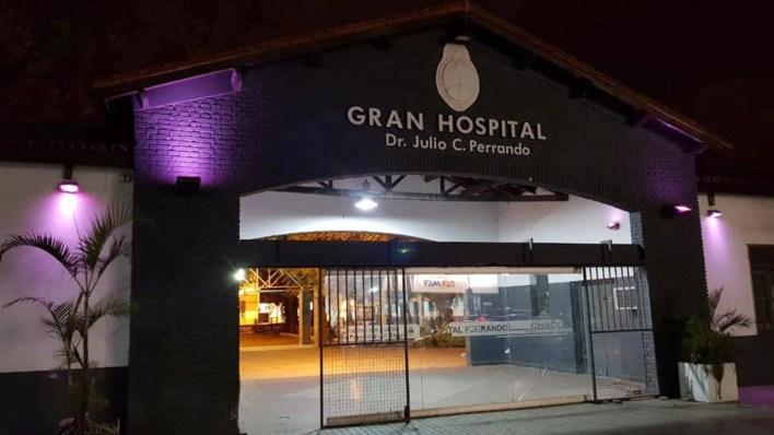 hospital-julio-perrando-de-Chaco