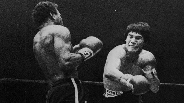 Las peleas más famosas de Rodrigo Valdez fueron ante el argentino Carlos Monzón