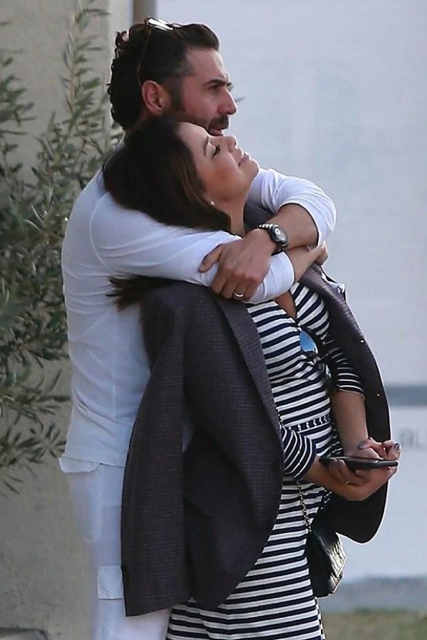 Longoria y el ejecutivo de Televisa José Antonio Bastón se casaron en mayo de 2016 en una ceremonia al aire libre oficiada en Valle de Bravo (México) con la presencia de amigos como Melanie Griffith y David y Victoria Beckham, tras 2años de relación y 6meses de compromiso