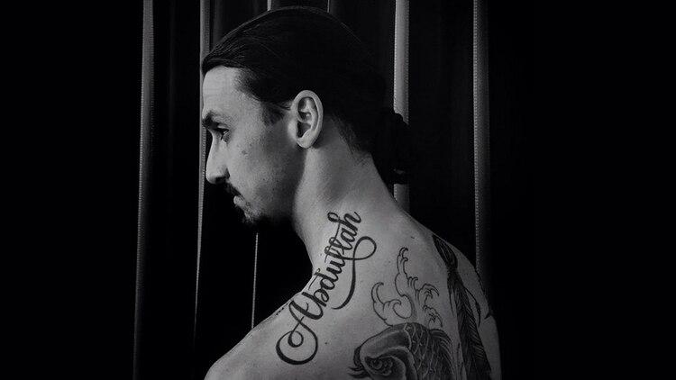 Fotos El Misterioso Tatuaje Que Se Hizo Zlatan Ibrahimovic Infobae