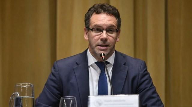 Guido Sandleris, presidente del Banco Central (Manuel Cortina)
