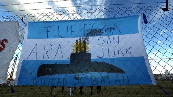 Base Naval Mar del Plata (foto Reuters)
