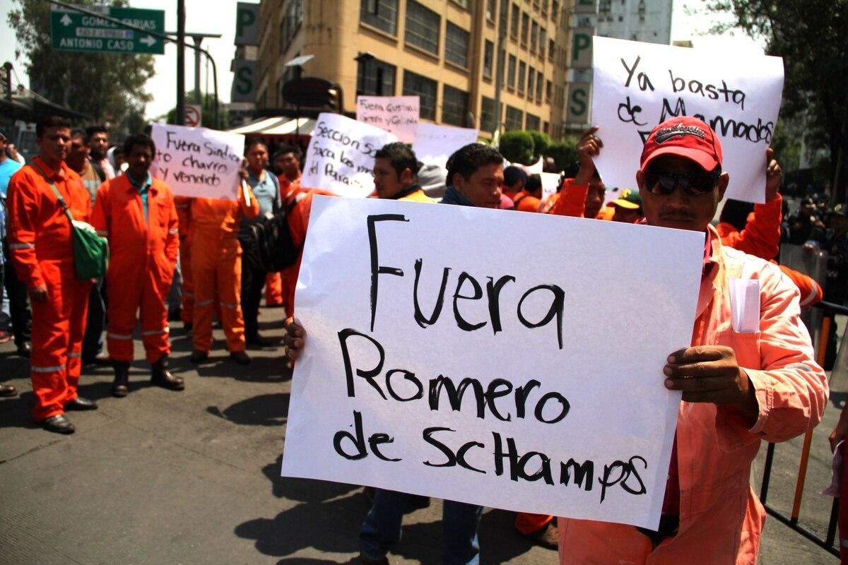 Una Hidra de 10 cabezas: el oscuro futuro de Pemex tras la renuncia de Romero Deschamps