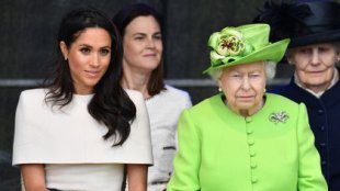 Controversy rages in the royal family: Meghan Markle accused Buckingham Palace of constantly lying about herself and Prince Harry
