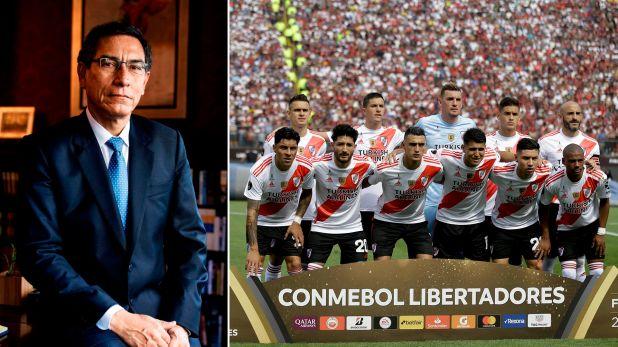 El anuncio del presidente de Perú, que abrió un fuerte debate en su país y podría perjudicar a River en la Copa Libertadores 2020