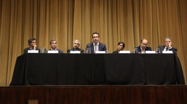 El directorio del BCRA (Matias Baglietto)
