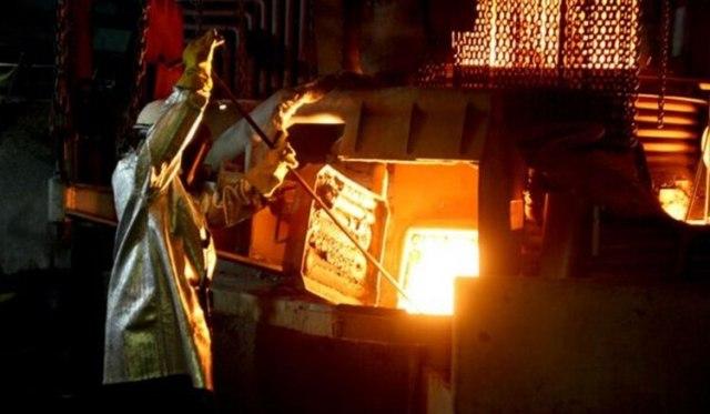 La siderurgia fue otro de los rubros más afectados por la merma de la actividad