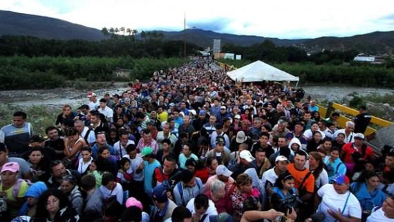 La ONU estima que más de dos millones de personas huyeron del país en los últimos dos años