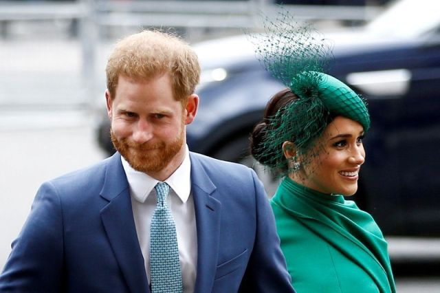 Lilibet, la hija de Meghan Markle y el príncipe Harry no será princesa  (Reuters)