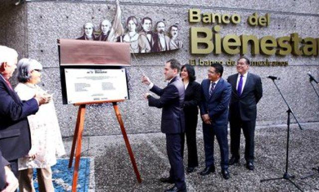 El Banco del Bienestar inició operaciones en julio de 2019 (Foto: Cuartoscuro)