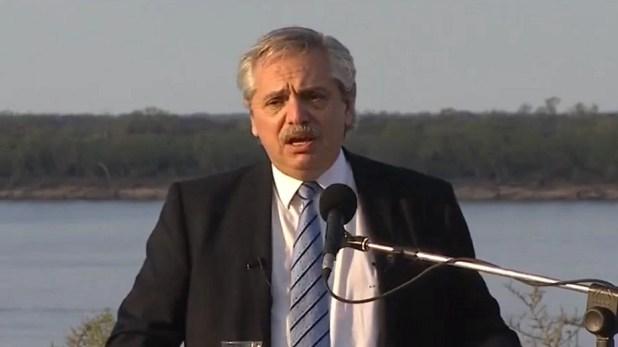 Hidrovía Alberto Fernández